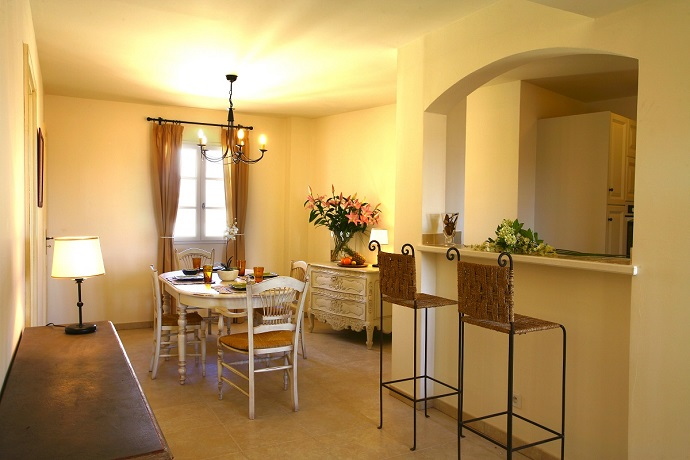 St Endreol 2 bedroom apartment