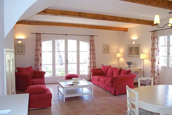 St Endreol 3 bedroom apartment