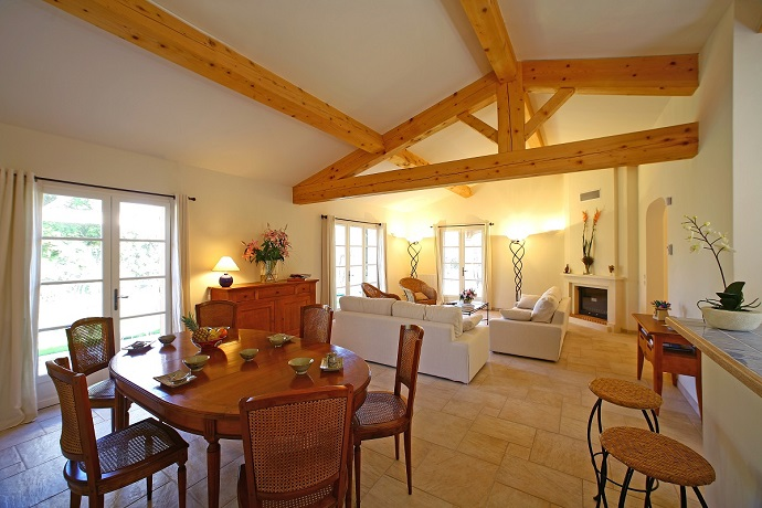 St Endreol 3 bedroom town house
