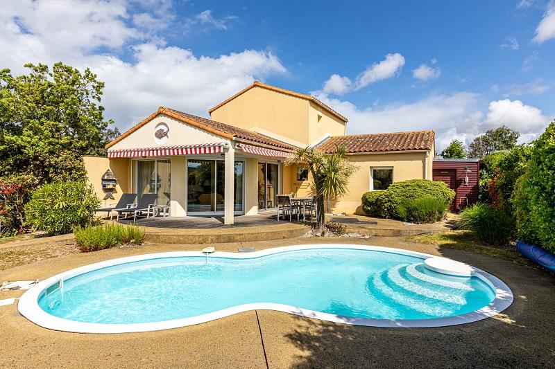 Villa Sophora 8P private pool