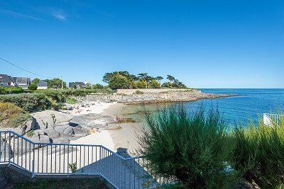 Brittany villas by the sea