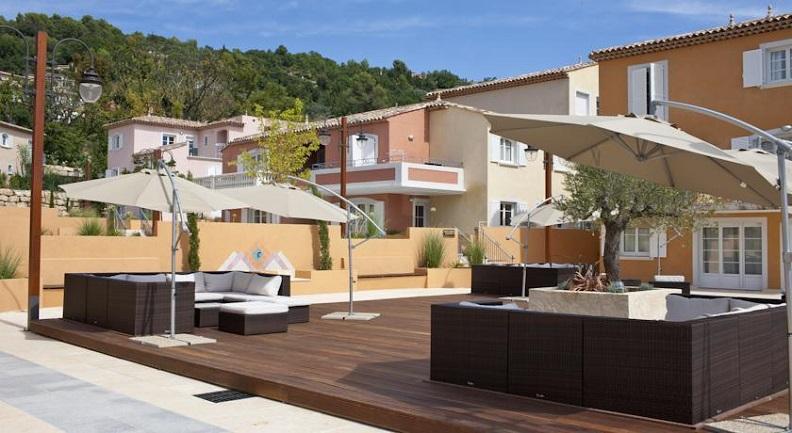 Domaine de Camiole 2 Bedroom Apartment