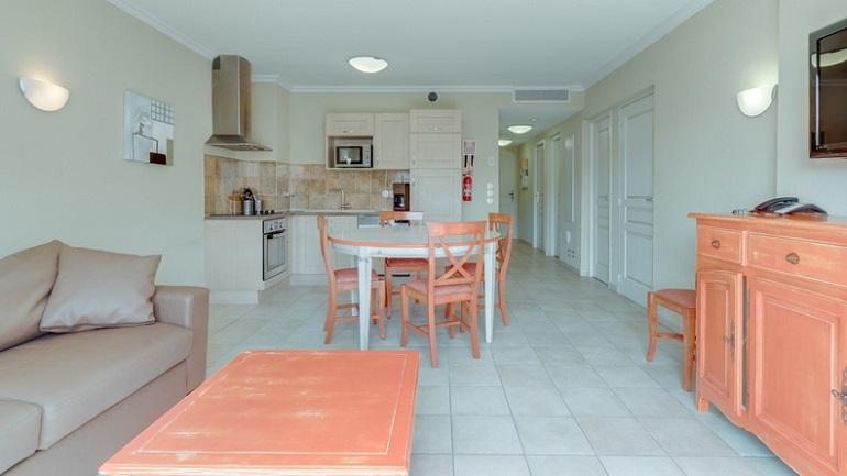 Domaine de Camiole 3 Bedroom Apartment