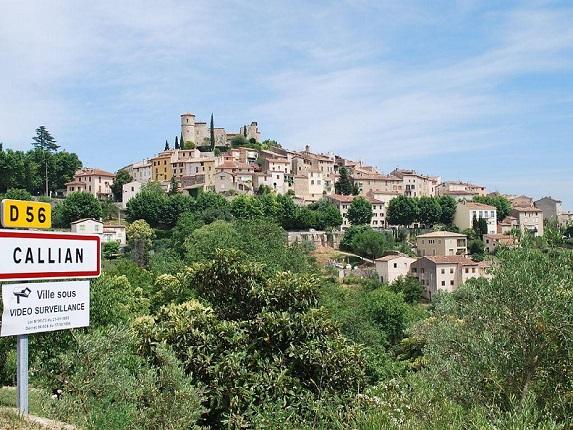 Villa du Domaine de Camiole
